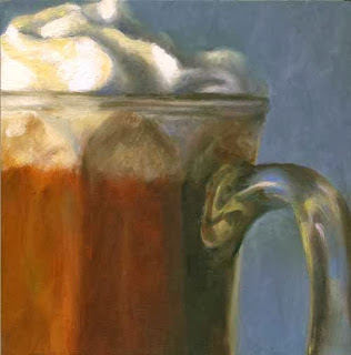 hot-chocolate-oil-painting