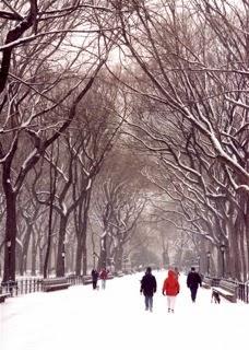 Poet's Walk- Red
